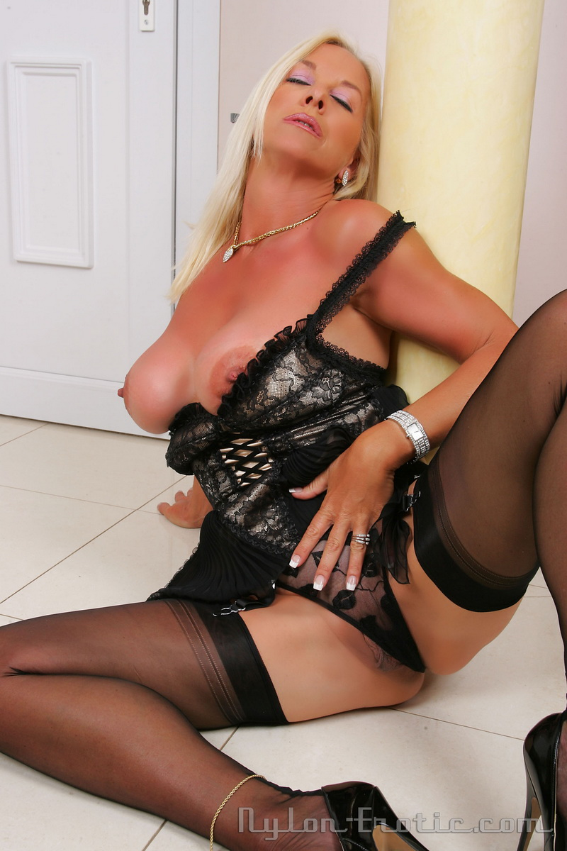 Mature erotic nylons remarkable, this