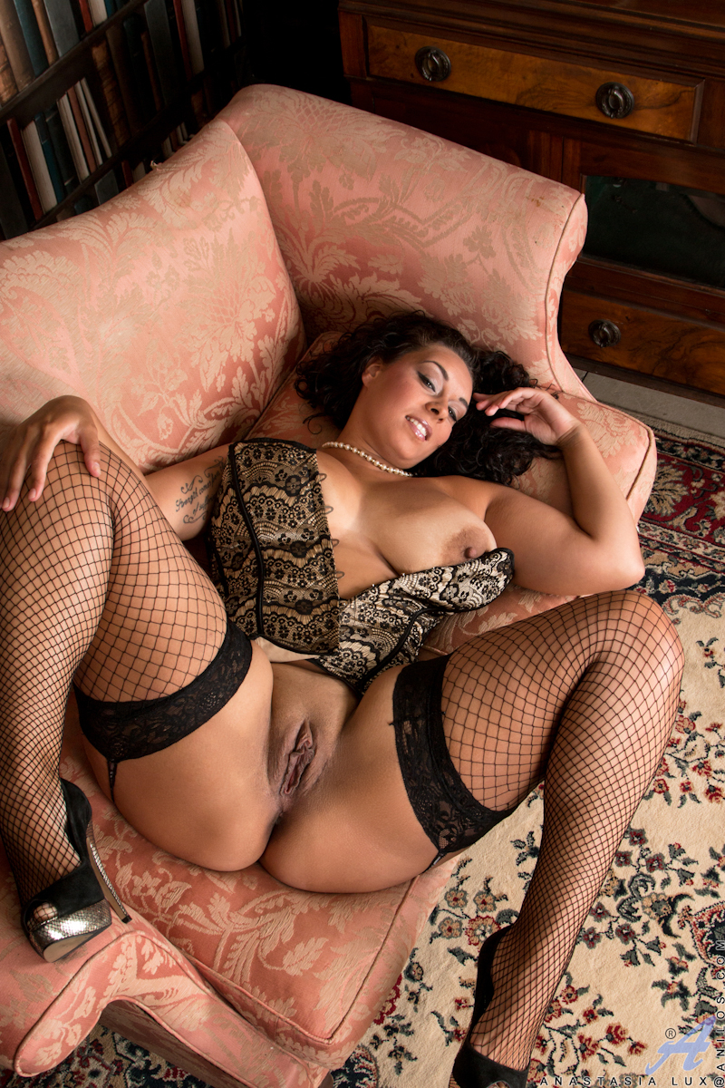 fishnet porn stocking