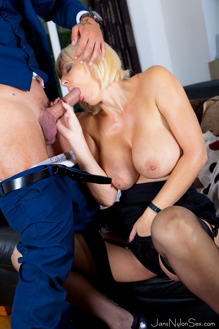 Assured, hot milf stocking fuck