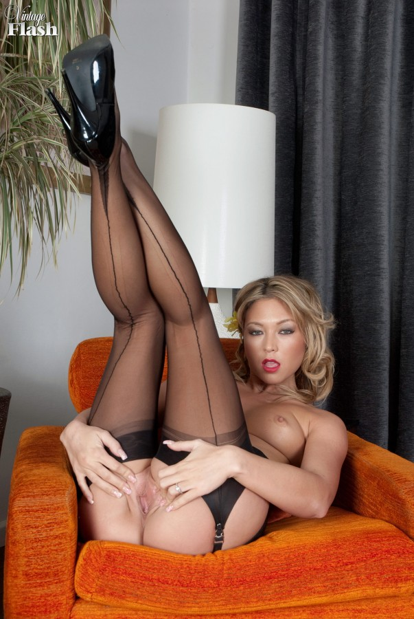 Natalia forrest silky oriental temptress - 2 part 2