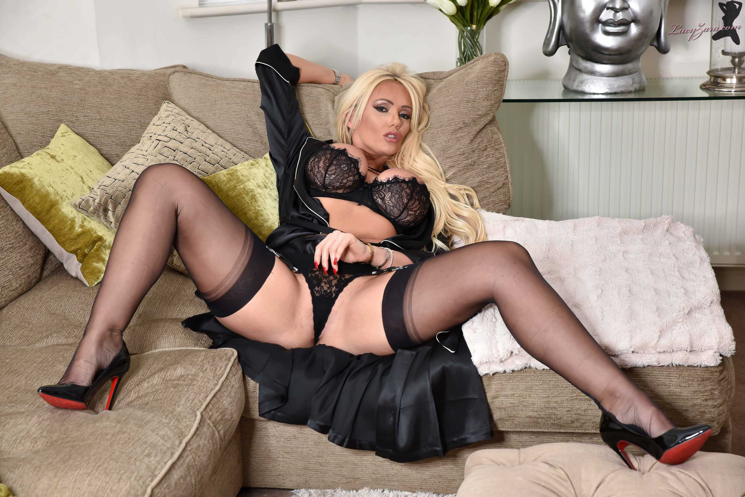 Wonderfull lucy zara clips that big fat